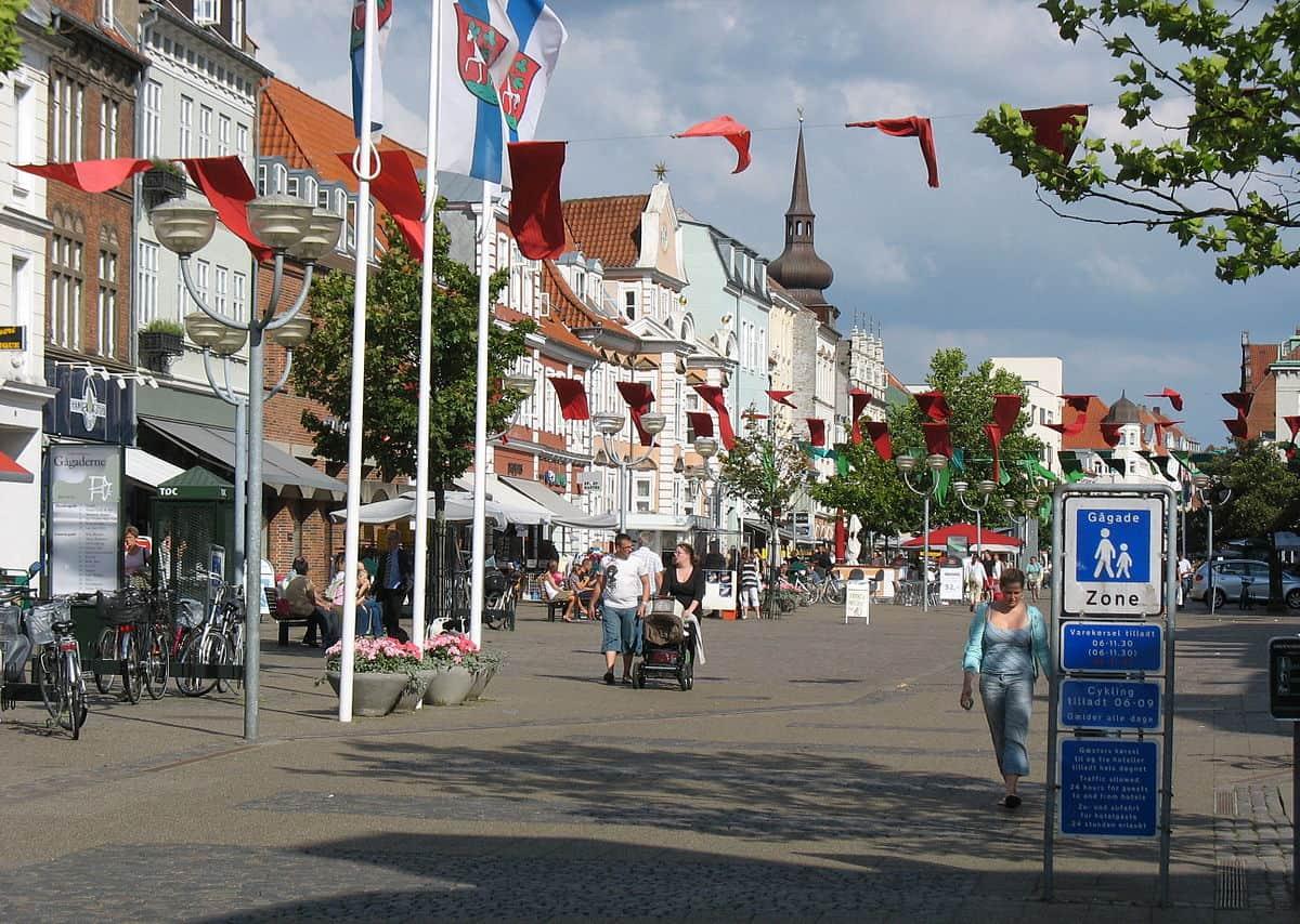 Byen Horsens