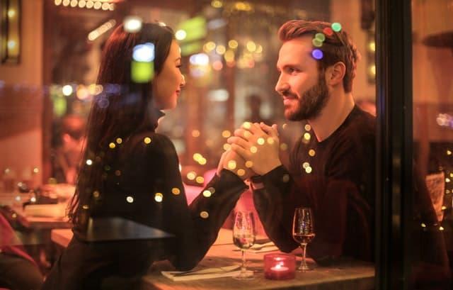 romantisk middag i Horsens